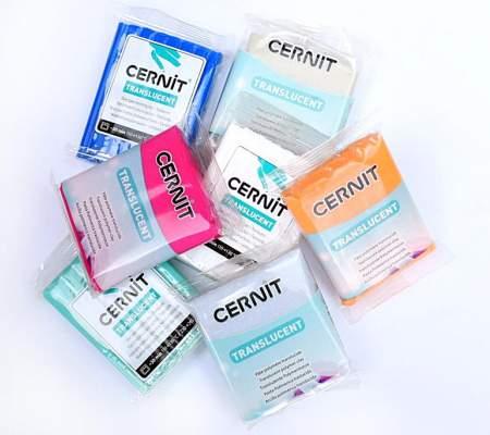 Cernit Translucent, 56g - 005-white