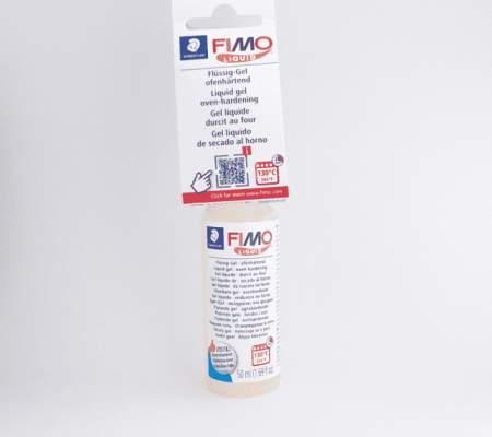 Fimo Deco Liquid Gel Transparent 50 ml