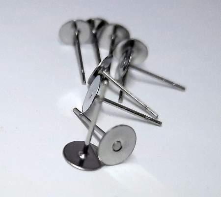 Baza cercei inox, 6mm