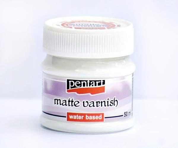 Lac mat Pentart, 50 ml - LMP50